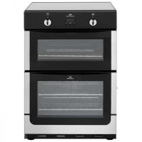 Newworld NW601EDOMTi Electric Cooker with Induction Hob - Stainless Steel - A/A Rated
