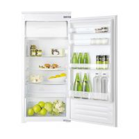 Hotpoint HSZ12A2D 55cm Integrated In Column Fridge with Ice Box 1 22m