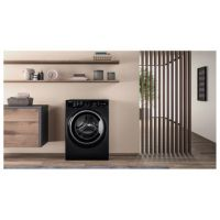 Hotpoint NSWF943CBS Washing Machine in Black 1400rpm 9Kg A Rated