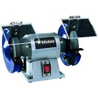 Wickes Dual Wheeled Bench Grinder - 250W