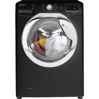 Hoover DXOC68C3B Dynamic Next 8kg 1600rpm Freestanding Washing Machine With One Touch - Black With C