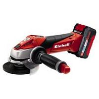 Einhell Power X Change Angle Grinder Kit