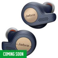 Jabra Elite Active 65t In-Ear True Wireless headphones–Blue