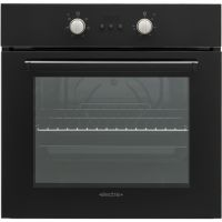 Electra+ PBISC72B Built In Electric Single Oven - Black - A Rated