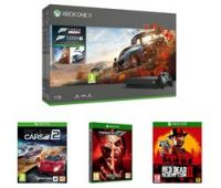 MICROSOFT Xbox One X, Forza Horizon 4, Forza Motorsport 7, Red Dead Redemption 2, Tekken 7 & Project Cars 2 Bundle