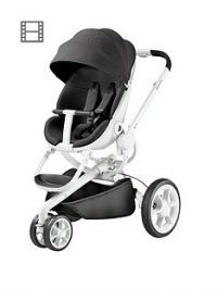 Quinny Moodd Pushchair - White Chassis