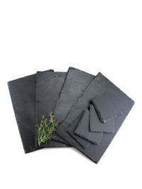 Apollo Slate Placemats And Coasters