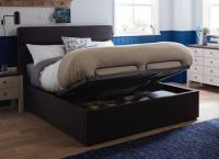 Hagan Fabric Upholstered Electric Lifestyle Bed Frame