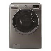 Hoover WDXOC696AKR Dynamic Next 9kg Wash 6kg Dry Freestanding Washer Dryer With One Touch - Graphite With Chrome Door