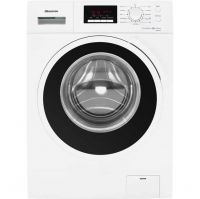 Hisense WFBJ7012 7Kg Washing Machine with 1200 rpm - White - A+++ Rated