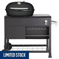 Charcoal 55cm Kettle BBQ Kitchen