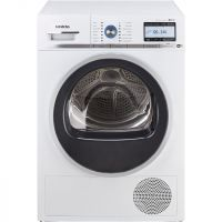 Siemens IQ-700 WT4HY791GB Wifi Connected 9Kg Heat Pump Tumble Dryer - White - A++ Rated
