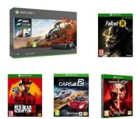 MICROSOFT Xbox One X, Fallout 76, Red Dead Redemption 2, Forza Horizon 4, Forza Motorsport 7, Project Cars 2 & Tekken 7 Bundle