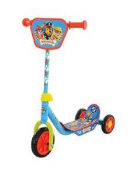 Paw Patrol Marshall, Chase and Rubble My First Tri Scooter