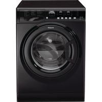 HOTPOINT FDL9640K 9kg Wash 6kg Dry 1400rpm Freestanding Washer Dryer - Black