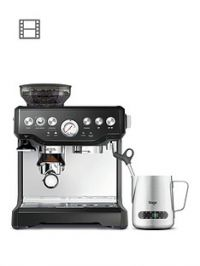 Sage Sage the Barista Express Coffee Machine - Black