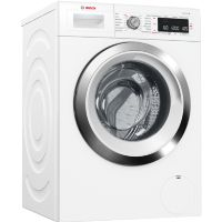GRADE A1 - Bosch WAW325H0GB Serie 8 Ultra Efficient 9kg 1600rpm Freestanding Washing Machine - White Best Price, Cheapest Prices