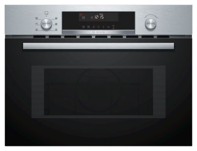 Bosch CMA585MS0B 900W Built In Microwave - Stainless Steel Best Price, Cheapest Prices