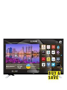 Luxor Luxor 55 inch 4K, Freeview HD, LED, Smart TV Best Price, Cheapest Prices