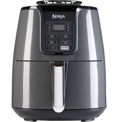 Ninja Airfryer AF100UK Air Fryer - Black Best Price, Cheapest Prices