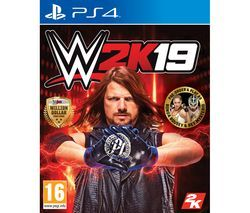 PS4 WWE 2K19 Best Price, Cheapest Prices
