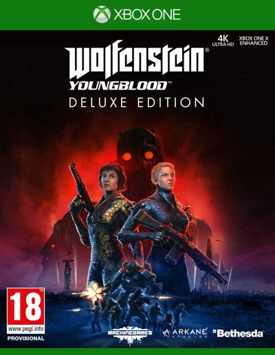 Wolfenstein Youngblood Deluxe Edition Xbox One Game Best Price, Cheapest Prices