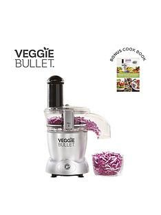 NUTRIBULLET Veggie Bullet by NutriBullet, Food Processor Best Price, Cheapest Prices