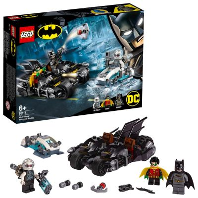 LEGO Super Heroes Batman Twin Bike - 76118 Best Price, Cheapest Prices