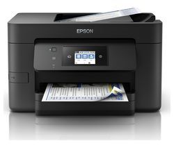 EPSON Workforce Pro WF-3725 All-in-One Wireless Inkjet Printer with Fax Best Price, Cheapest Prices