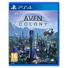 Aven Colony PS4 Game Best Price, Cheapest Prices