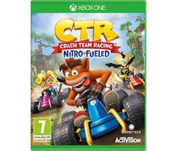 XBOX ONE Crash Team Racing - Nitro-Fuelled Best Price, Cheapest Prices