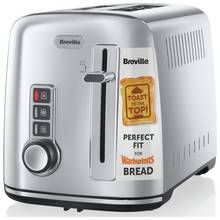 Breville VTT570 Warburton 2 Slice Toaster Best Price, Cheapest Prices