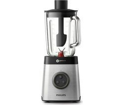 PHILIPS Avance Collection HR3652/01 Blender - Black & Silver Best Price, Cheapest Prices