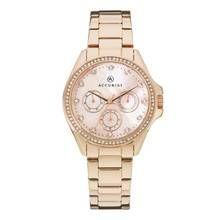 Accurist Ladies' Rose Gold Plated Multifunction Watch Best Price, Cheapest Prices