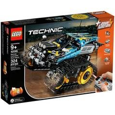 LEGO Technic Remote Control Stunt Racer Toy Car - 42095 Best Price, Cheapest Prices