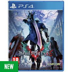 Devil May Cry 5 PS4 Game Best Price, Cheapest Prices