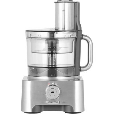 Kenwood MultiPro Excel FPM910 Food Processor With 12 Accessories - Silver Best Price, Cheapest Prices