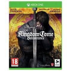 Kingdom Come: Deliverance Royal Edn Xbox One Pre-Order Game Best Price, Cheapest Prices