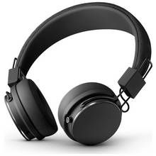 Urbanears Plattan 2 Bluetooth On-Ear Headphones - Black Best Price, Cheapest Prices