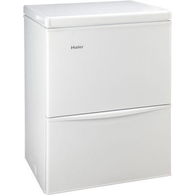 Haier LW-110R Chest Freezer - White - A+ Rated Best Price, Cheapest Prices