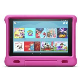 Amazon Fire 10 HD Kids Edition 32GB Tablet - Pink Best Price, Cheapest Prices