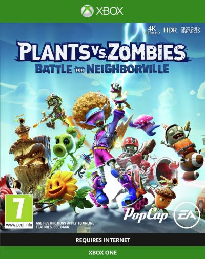 Plants v Zombies Battle for Neighbourville Xbox One Preorder Best Price, Cheapest Prices