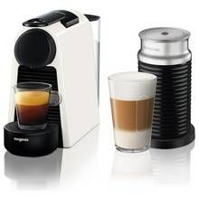 Nespresso by Magimix Essenza Pod Coffee Bundle - White Best Price, Cheapest Prices