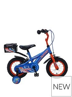 Rocket Pneumatic Tyre Bike Boys Bike 12 inch Wheel Best Price, Cheapest Prices