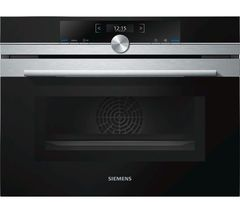 SIEMENS CM633GBS1B Combination Microwave - Stainless Steel Best Price, Cheapest Prices