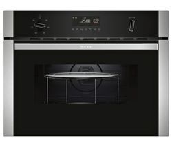 NEFF C1AMG83N0B Built-in Combination Microwave - Stainless Steel Best Price, Cheapest Prices