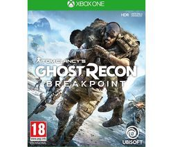 XBOX ONE Tom Clancy's Ghost Recon Breakpoint Best Price, Cheapest Prices
