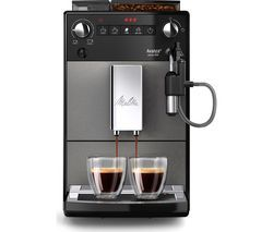 MELITTA Avanza F270-100 Bean to Cup Coffee Machine - Silver Best Price, Cheapest Prices