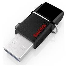 SanDisk Ultra 150MB/s Dual USB 3.0 Flash Drive - 64GB Best Price, Cheapest Prices