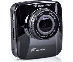 SILVERSTONE SDVR2 Dash Cam - Black Best Price, Cheapest Prices